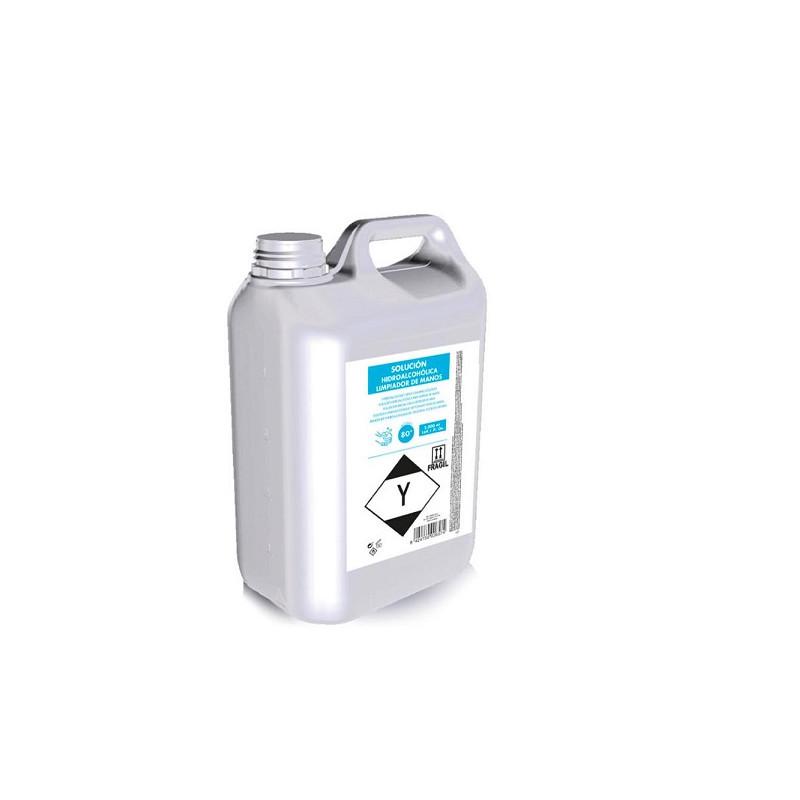Gel Hidroalcohólico 5L Saphir
