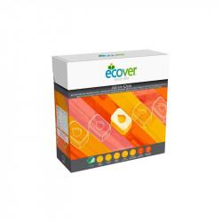 Pastillas para Lavavajillas Todo en Uno Ecover 65 Tabletas