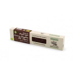 Turrón Frutos Rojos, Cacao y Jengibre Eco DeliCatalia 165 gr