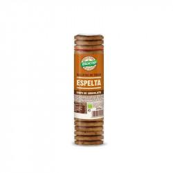 Galletas de Trigo de Espelta con Chips de Chocolate Biocop 250 g