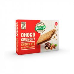 Galletas Choco Crunchy de Chocolate y Avellanas Biocop 170 g