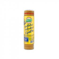 Galletas Saladas de Trigo de Espelta Biocop 230 g