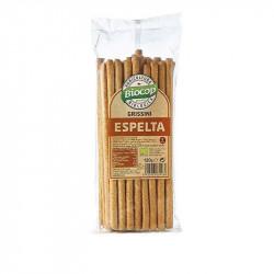 Grissini de Trigo de Espelta Biocop 120 g