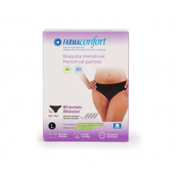 Braguita Menstrual Farmaconfort Talla L