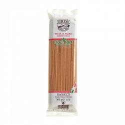 Spaguettis de Sémola de Trigo Integral Duro Iris 500 gramos