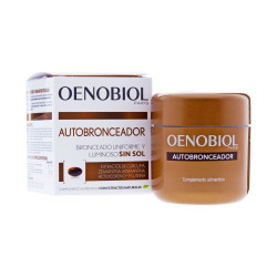Autobronceador Oenobiol 30 Cápsulas