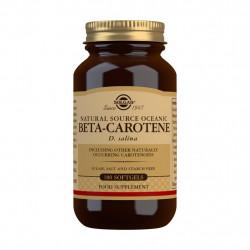 Betacaroteno Oceánico 180 Cápsulas