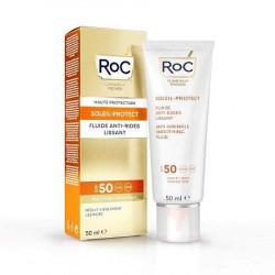 RoC Protector Sol Anti Arrugas SPF 50 50 ml