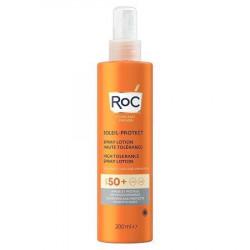 RoC Protector Sol Spray Alta Tol SPF 50 200 ml