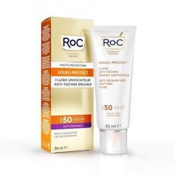 RoC Protector Sol Anti Manchas SPF 50 50 ml