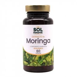 Extracto de Moringa Sol Natural 60 caps