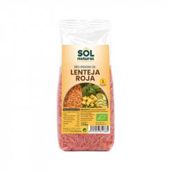 Risoni Lenteja Roja Sin Gluten Solnatural 250gr