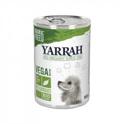 Lata Vegana Perro Yarrah 380gr