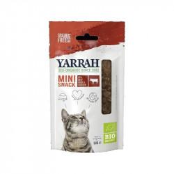 Mini Snack Gato Yarrah 50gr