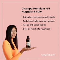 Nuggela & Sule Champú de Cebolla 250ml