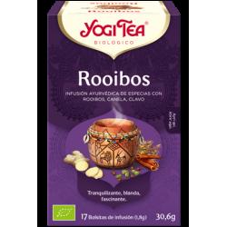 Yogi Tea Rooibos 17 bolsas