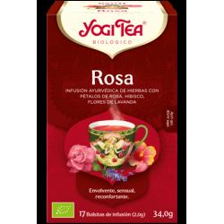 Yogi Tea Rosa 17 bolsas