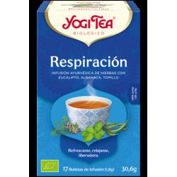 Yogi Tea Respiración 17 bolsas