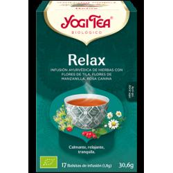 Yogi Tea Relajación 17 bolsas