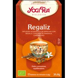 Yogi Tea Regaliz 17 bolsas