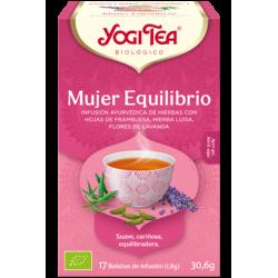 Yogi Tea Mujer Equilibrio 17 bolsas