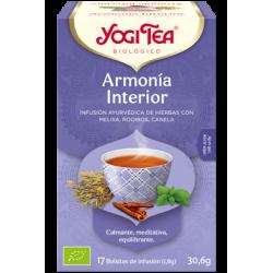 Yogi Tea Armonía Interior 17 bolsas