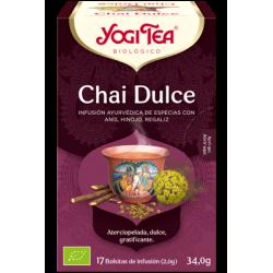 Yogi Tea Chai Dulce 17 bolsas