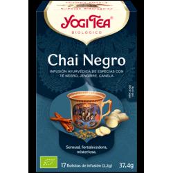 Yogi Tea Chai Negro 17 bolsas