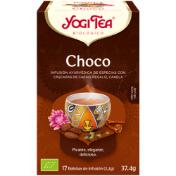 Yogi Tea Chocolate 17 bolsas