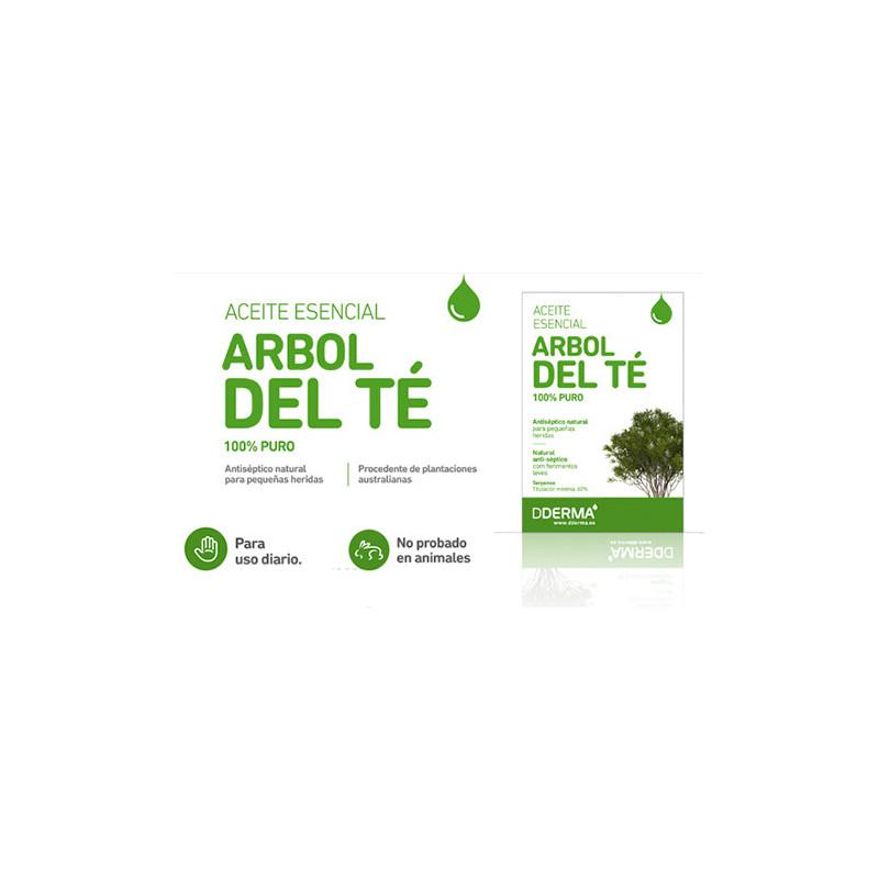 Dderma Aceite Esencial Árbol del Té 15ml
