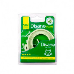 Disane Collar Repelente Natural para Gatos