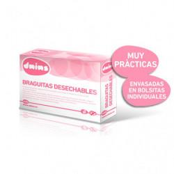 Dnins Braguitas Desechables 4 unidades Talla M/L