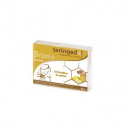 Faringedol Propolis Miel-Limón 10 uds