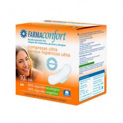 Farmaconfort Compresas de Día 10 uds