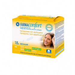 Farmaconfort Tampón Digital Regular 18 uds
