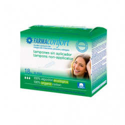 Farmaconfort Tampón Digital Super 18 uds