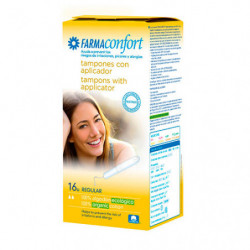 Farmaconfort Tampón Regular 16 uds