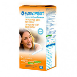 Farmaconfort Tampón Super Plus 14 uds