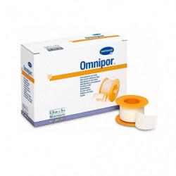 Hartmann Esparadrapo Hipoalergénico Omnipor 5m X 2,5cm