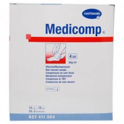 Hartmann Medicomp Gasa Estéril 50 uds de 10 x 10 cm
