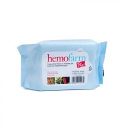 Hemofarm Plus Toallitas 40 uds