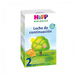 Hipp Combiotik 2 Leche de Continuación 600gr