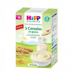 Hipp Papilla 3 Cereales 400gr