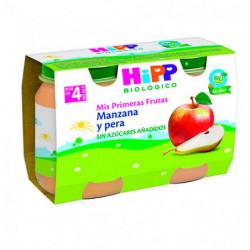 Hipp Potito Manzana y Pera 2 x 115gr