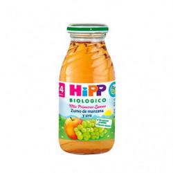 Hipp Zumo de Manzana y Uva Bio 200ml