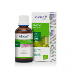 Ladrome Extracto de Gingko Biloba 50ml
