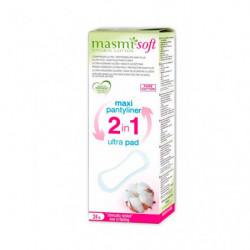 Masmi Protegeslip Maxi Soft 2 en 1