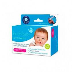 Miradent Brush Baby Toallitas Húmedas con Xylitol