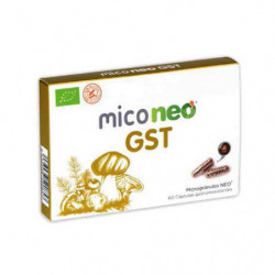 Neo Mico Gst 60 Cápsulas