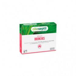 Olioseptil Bronquios 15 cápsulas